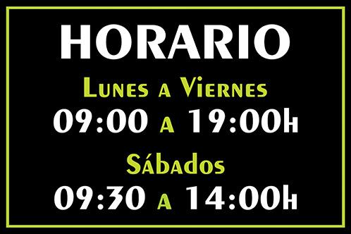 Horario Rueda Store